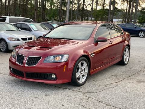 2009 Pontiac G8 for sale in Snellville, GA