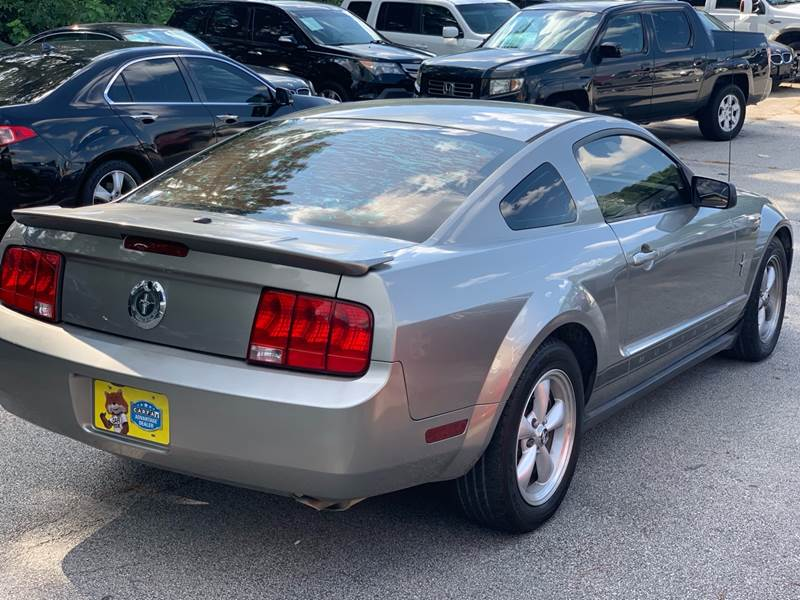 2008 Ford Mustang V6 Premium 2dr Fastback In Snellville GA