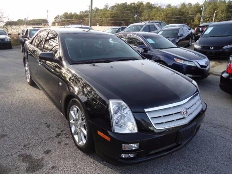 2006 Cadillac STS for sale at Philip Motors Inc in Snellville GA