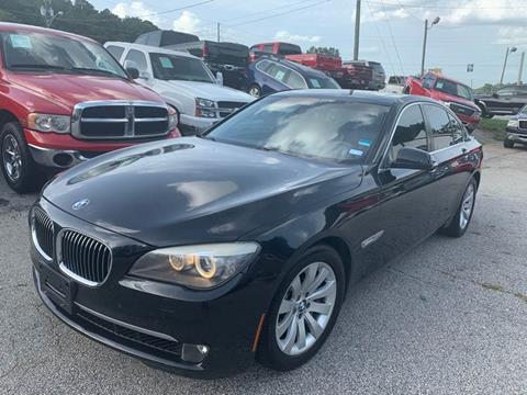 2009 BMW 7 Series for sale at Philip Motors Inc in Snellville GA