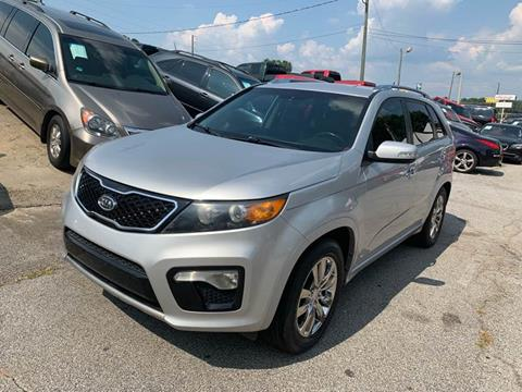 2011 Kia Sorento for sale at Philip Motors Inc in Snellville GA