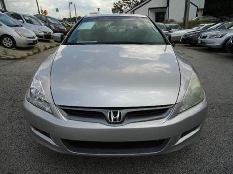 2006 Honda Accord for sale in Snellville, GA