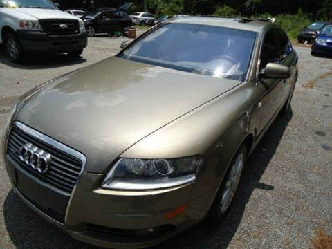 2005 Audi A6 for sale in Snellville, GA