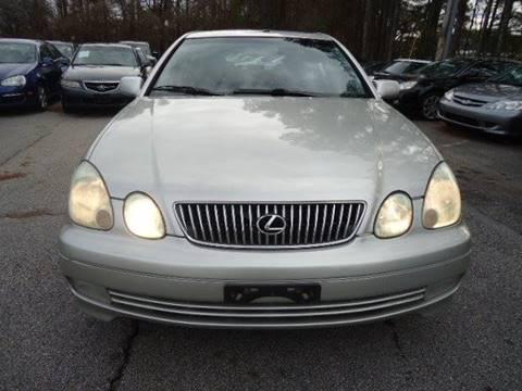 2002 Lexus GS 300 for sale in Snellville, GA