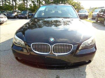 2007 BMW 5 Series for sale in Snellville, GA