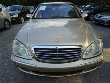 2003 Mercedes-Benz S-Class for sale in Snellville, GA