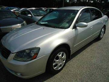 2006 Nissan Altima for sale at Philip Motors Inc in Snellville GA