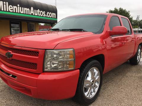2011 Chevrolet Silverado 1500 for sale in Amarillo, TX