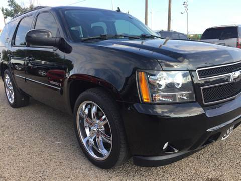 2008 Chevrolet Tahoe for sale in Amarillo, TX