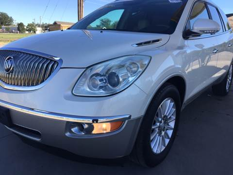2008 Buick Enclave for sale in Amarillo, TX
