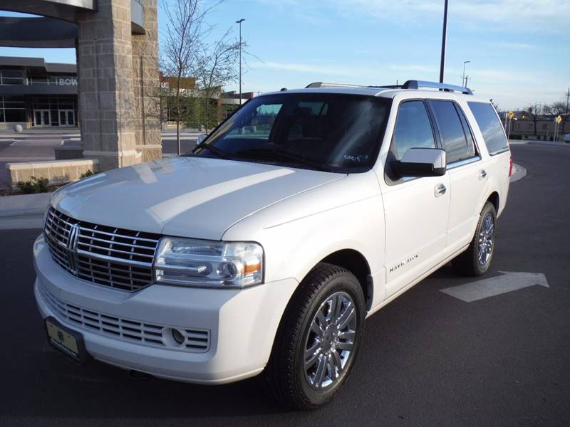2007 lincoln navigator luxury 4dr suv in amarillo tx. Black Bedroom Furniture Sets. Home Design Ideas