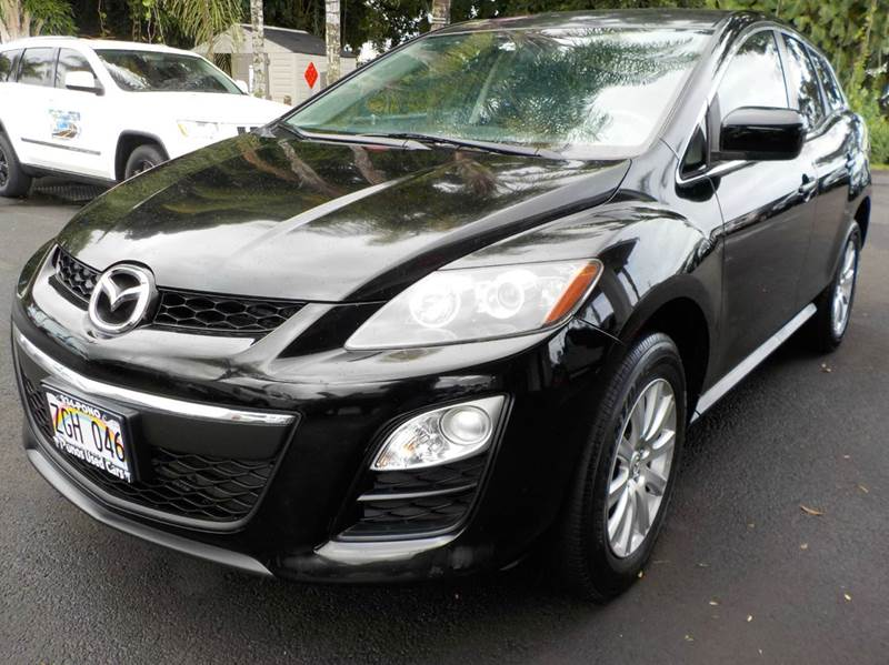 2012 mazda cx 7 tire size