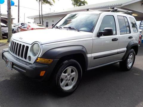 2007 Jeep Liberty for sale in Hilo, HI