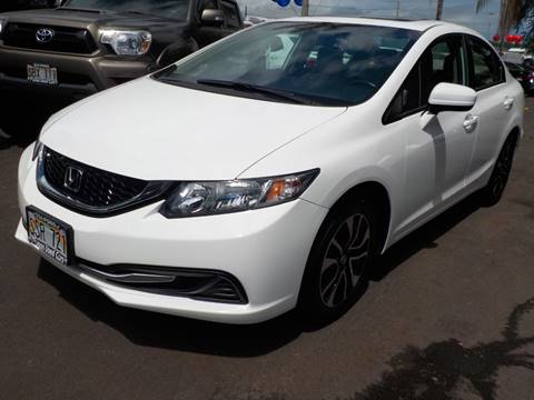 2015 Honda Civic for sale in Hilo, HI