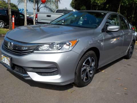 2016 Honda Accord for sale in Hilo, HI