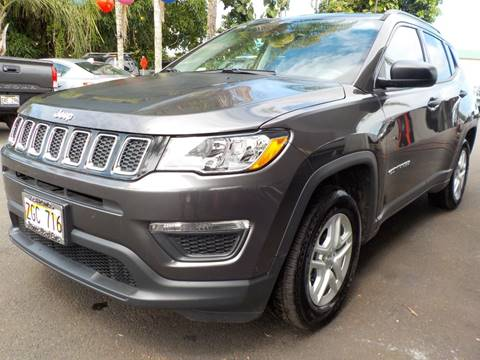 2018 Jeep Compass for sale in Hilo, HI