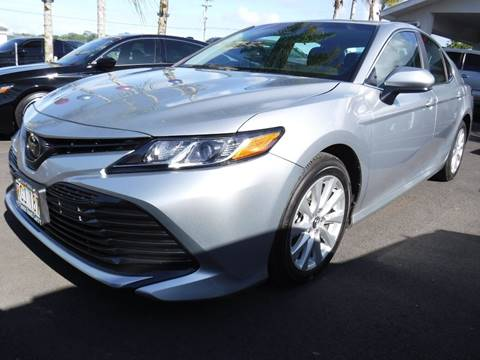 2018 Toyota Camry for sale in Hilo, HI
