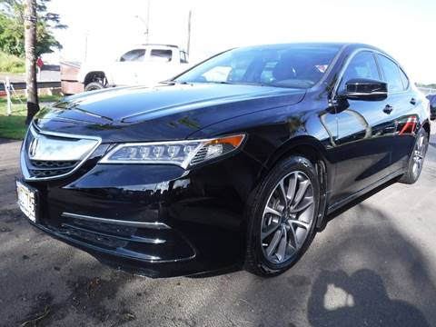 2015 Acura TLX for sale in Hilo, HI
