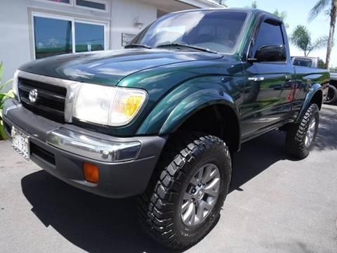 1999 Toyota Tacoma for sale in Hilo, HI