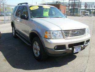 2005 Ford Explorer for sale at Champion Auto Sales II INC in Rochester NY