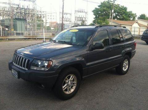 2004 Jeep Grand Cherokee for sale at Champion Auto Sales II INC in Rochester NY