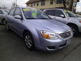 2008 Kia Spectra for sale at Champion Auto Sales II INC in Rochester NY