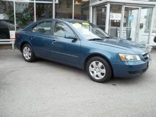 2006 Hyundai Sonata for sale at Champion Auto Sales II INC in Rochester NY
