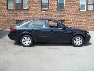 2007 Hyundai Sonata for sale at Champion Auto Sales II INC in Rochester NY
