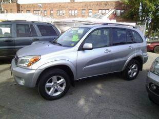 2005 Toyota RAV4 for sale at Champion Auto Sales II INC in Rochester NY