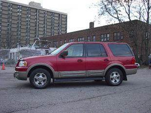 2003 Ford Expedition for sale at Champion Auto Sales II INC in Rochester NY