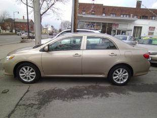 2009 Toyota Corolla for sale at Champion Auto Sales II INC in Rochester NY