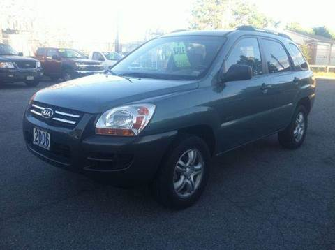 2006 Kia Sportage for sale at Champion Auto Sales II INC in Rochester NY