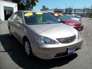 2006 Toyota Camry for sale at Champion Auto Sales II INC in Rochester NY