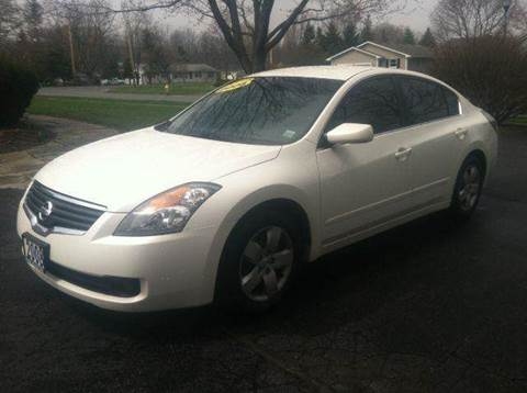 2008 Nissan Altima for sale at Champion Auto Sales II INC in Rochester NY