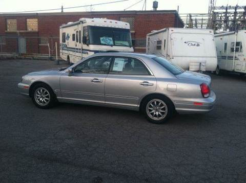 2002 Hyundai XG350 for sale at Champion Auto Sales II INC in Rochester NY