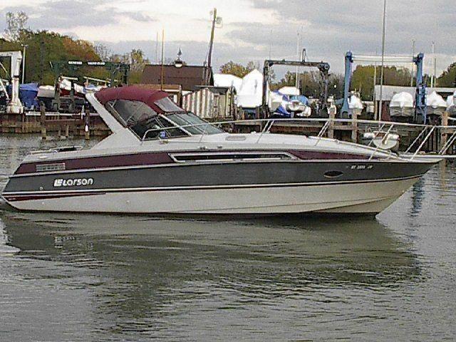 1988 larson dc 300 contempra 34 loa sport cruiser in rochester ny rh championautosales co 1988 Larson Delta Sport Cruiser 1988 Larson Delta Sport Cruiser