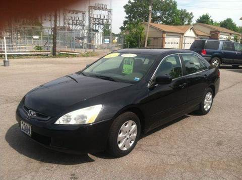 2004 Honda Accord for sale at Champion Auto Sales II INC in Rochester NY