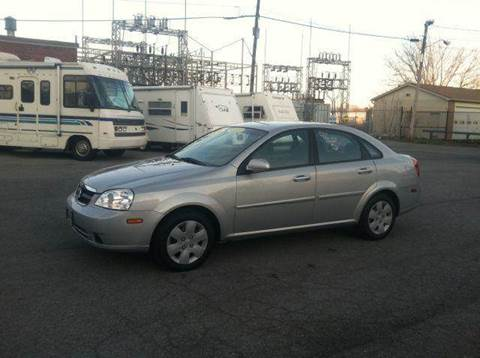 2008 Suzuki Forenza for sale at Champion Auto Sales II INC in Rochester NY