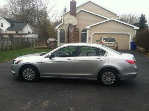 2009 Honda Accord for sale at Champion Auto Sales II INC in Rochester NY