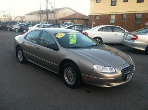 2002 Chrysler Concorde for sale at Champion Auto Sales II INC in Rochester NY