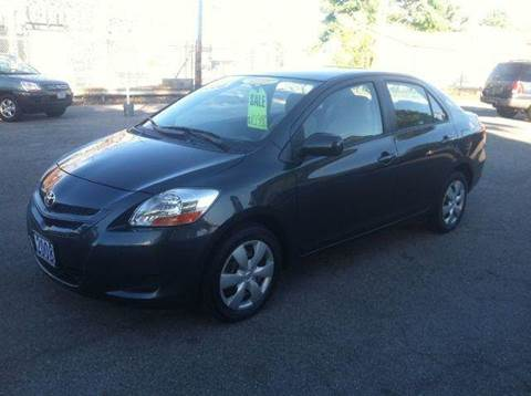2008 Toyota Yaris for sale at Champion Auto Sales II INC in Rochester NY