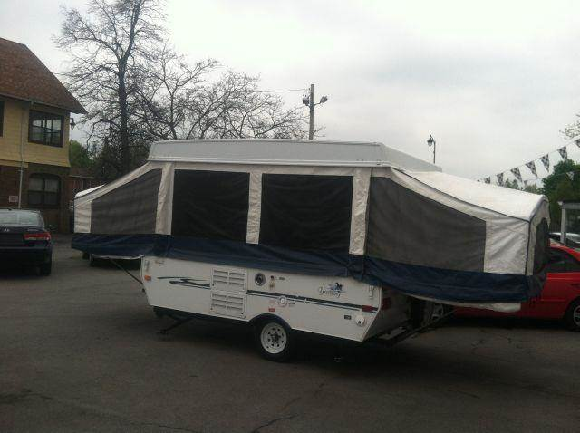 2006 Palomino Yearling 4100 for sale at Champion Auto Sales II INC in Rochester NY