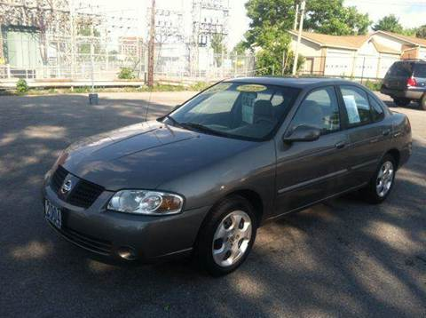 2004 Nissan Sentra for sale at Champion Auto Sales II INC in Rochester NY