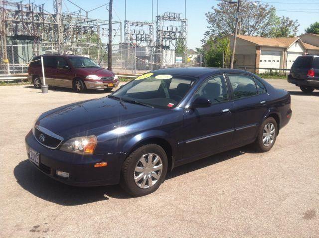 2005 Suzuki Verona for sale at Champion Auto Sales II INC in Rochester NY