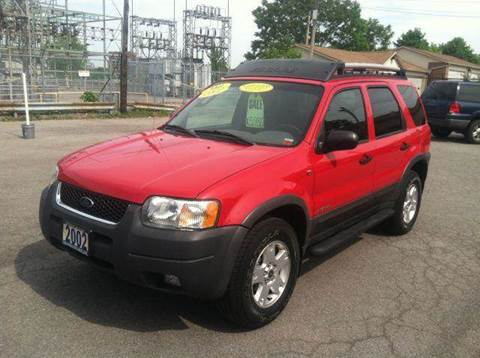 2002 Ford Escape for sale at Champion Auto Sales II INC in Rochester NY