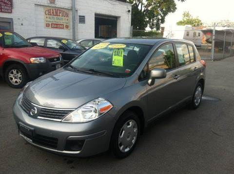 2009 Nissan Versa for sale at Champion Auto Sales II INC in Rochester NY