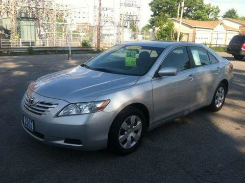 2007 Toyota Camry for sale at Champion Auto Sales II INC in Rochester NY