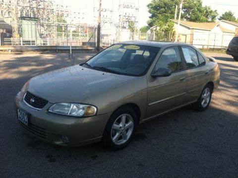 2002 Nissan Sentra for sale at Champion Auto Sales II INC in Rochester NY