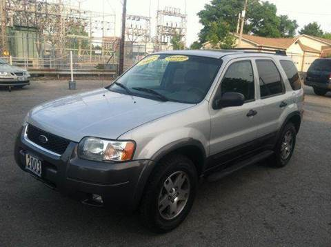 2003 Ford Escape for sale at Champion Auto Sales II INC in Rochester NY