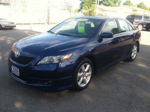 2009 Toyota Camry for sale at Champion Auto Sales II INC in Rochester NY